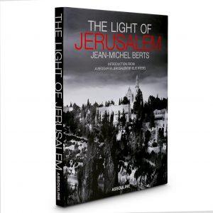 Elegant Living КНИГА THE LIGHT OF JERUSALEM