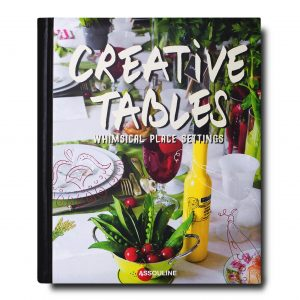 Elegant Living КНИГА CREATIVE TABLES
