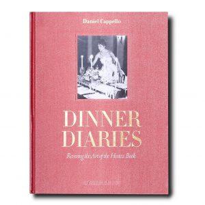 Elegant Living КНИГА DINNER DIARIES