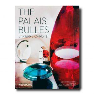Elegant Living КНИГА THE PALAIS BULLES OF PIERRE CARDIN