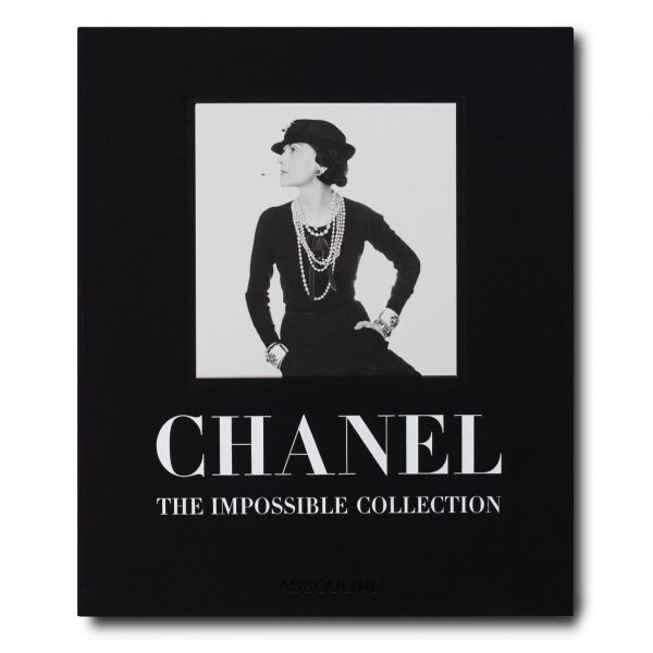 Elegant Living КНИГА CHANEL: THE IMPOSSIBLE COLLECTION