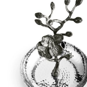 Elegant Living ДЕКОРАТИВНА КУПА BLACK ORCHID RING CATCH