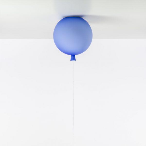 Elegant Living АПЛИК ЗА ТАВАН MEMORY SMALL BLUE MATTE