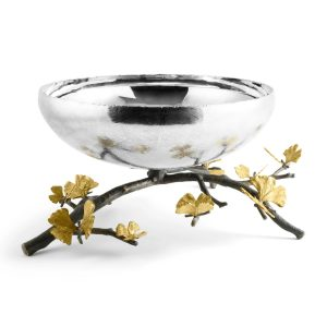 Elegant Living КУПА ЦЕНТЪР ЗА МАСА BUTTERFLY GINKGO LARGE