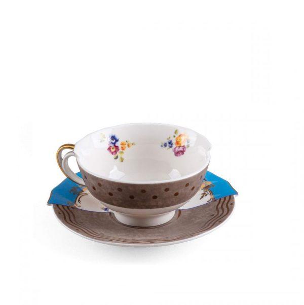 чаша за чай seletti hybrid kerma