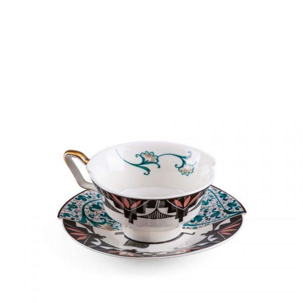 чаша за чай seletti hybrid aspero