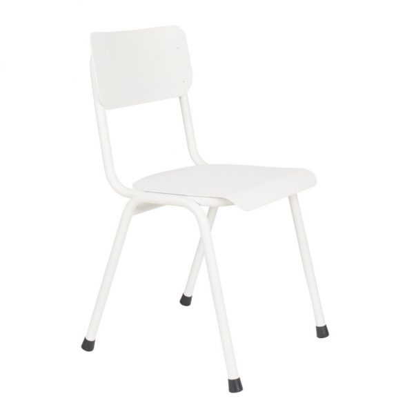Elegant Living СТОЛ BACK TO SCHOOL OUTDOOR WHITE ZUIVER