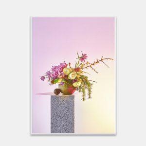 Elegant Living ПОСТЕР BLOOM 07 – CRÈME