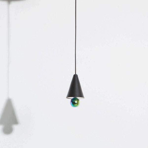 Elegant Living ПЕНДАНТ CHERRY LED BLACK MINI-XS
