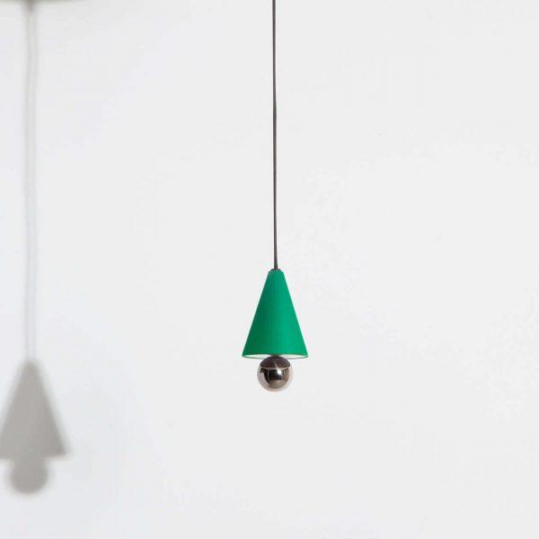 Elegant Living ПЕНДАНТ CHERRY LED MINT GREEN MINI-XS