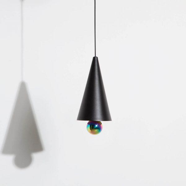 Elegant Living ПЕНДАНТ CHERRY LED BLACK SMALL