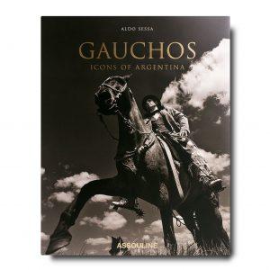 Elegant Living КНИГА GAUCHOS: ICONS OF ARGENTINA