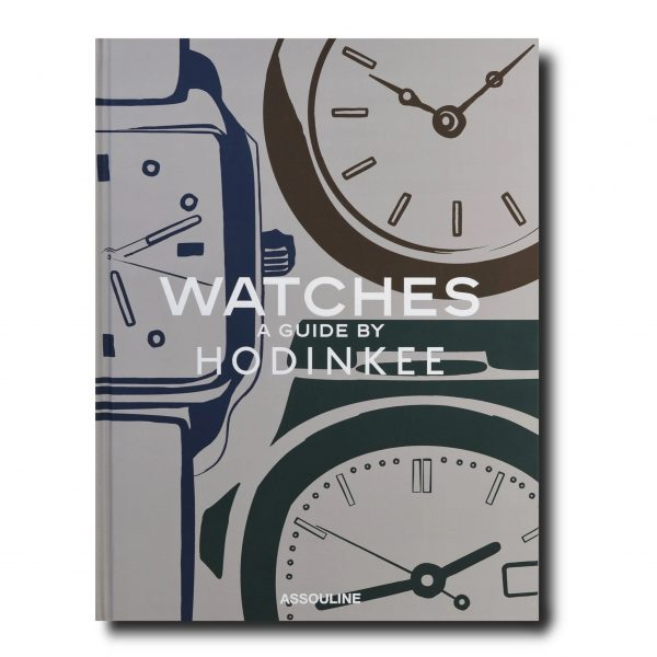 Elegant Living КНИГА WATCHES: A GUIDE BY HODINKEE