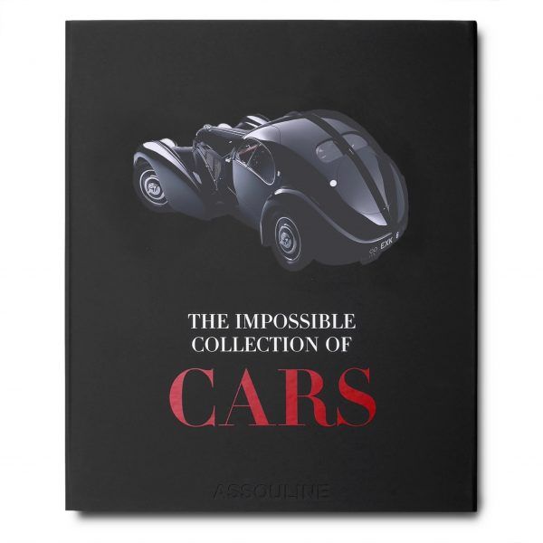 книга Assouline The Impossible Collection of Cars