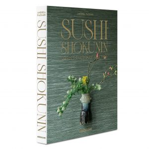 Elegant Living КНИГА SUSHI SHOKUNIN: JAPAN'S CULINARY MASTERS