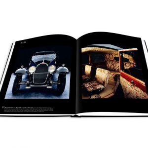 Elegant Living КНИГА THE IMPOSSIBLE COLLECTION OF CARS