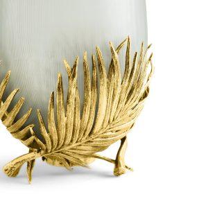 Elegant Living ВАЗА PALM MEDIUM GLASS