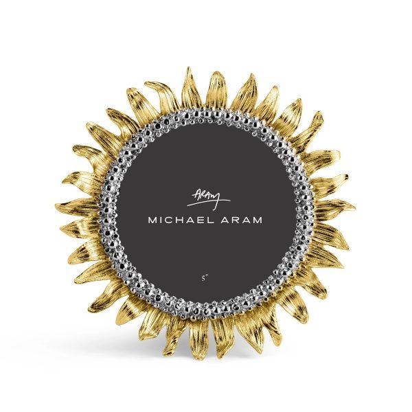 """рамка за снимка michael aram sunflower 5"""""""