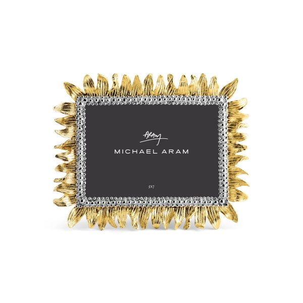 рамка за снимка michael aram sunflower 5x7