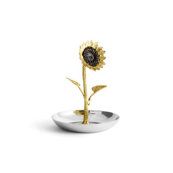 декоративна купа michael aram sunflower ring catch