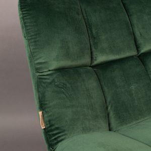 Elegant Living СТОЛ BAR VELVET LOUNGE GREEN DUTCHBONE
