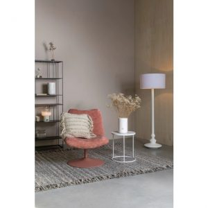 Elegant Living СТОЛ BUBBA LOUNGE PINK ZUIVER