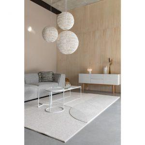 Elegant Living КИЛИМ DREAM 200X300 NATURAL/GREY ZUIVER