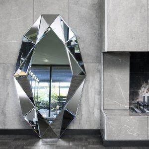 Elegant Living ОГЛЕДАЛО DIAMOND XL SILVER