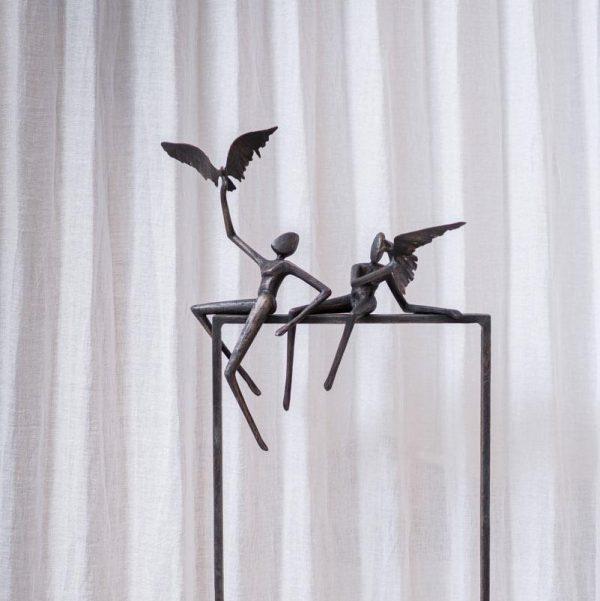 Elegant Living СКУЛПТУРА LOVE BIRDS